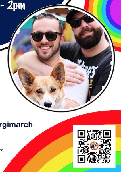 Pride Flyer (Small)
